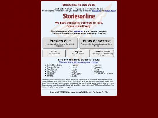 StoriesOnline